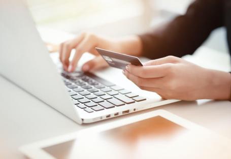 Quais são as opções para receber pagamentos online?