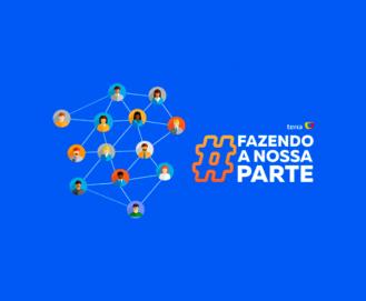 Terra Empresas adere à campanha #FazendoANossaParte