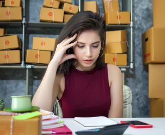 5 maiores erros de caixa que as pequenas empresas cometem